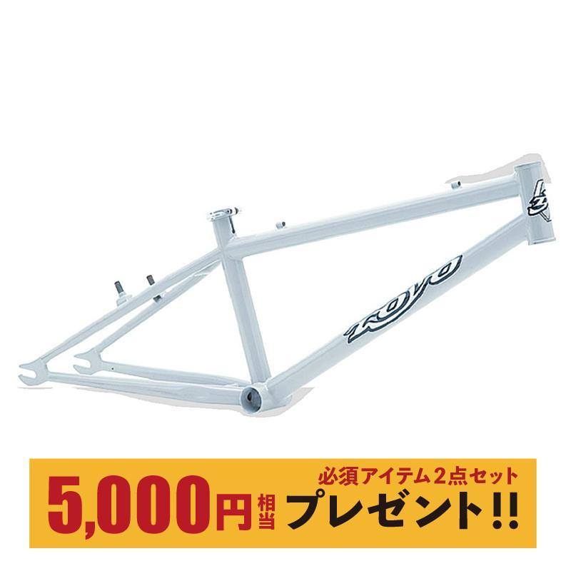 TESTACH Jr.BMX Racer (ジュニアBMXレーサー) フレーム