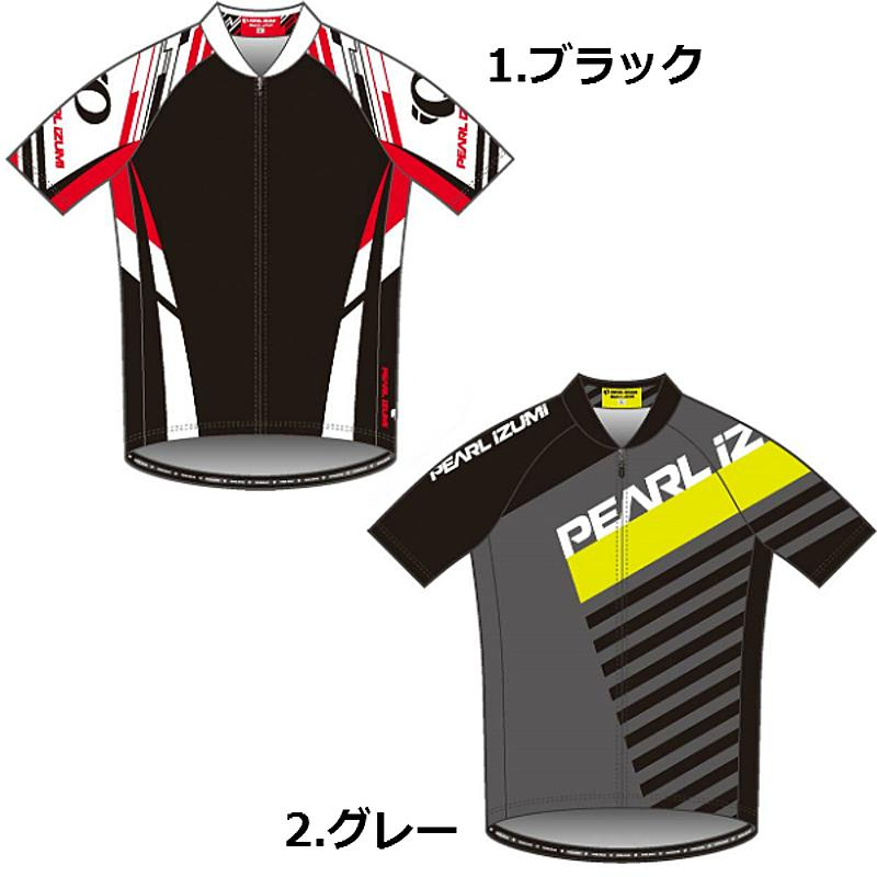 PEARL IZUMI(パールイズミ) 2016年春夏モデル メッシュプリントジャージ 620-B[サイクルウェア・グローブ][ジャージ・トップス][メンズウェア]