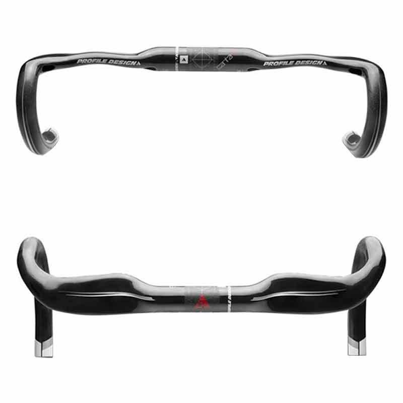 Profile Canta Ergo Drop Bar Carbon 42cm
