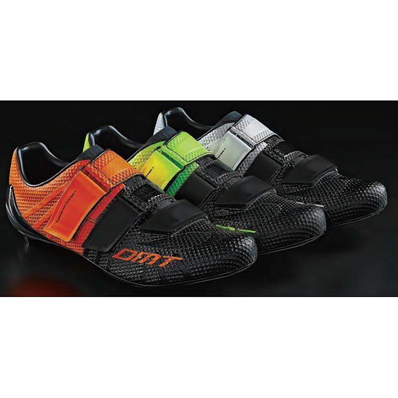 DMT(ディーエムティー) R4イエロー/フロー/ブラック SPD-SLビンディングシューズ [ロードバイク用][サイクルシューズ]