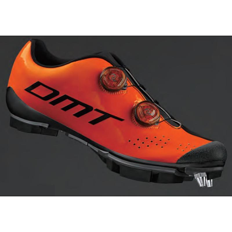 DMT(ディーエムティー) M1オレンジ/フロー/ブラック[クリップレス(SPD対応)][マウンテンバイク用][サイクルシューズ]
