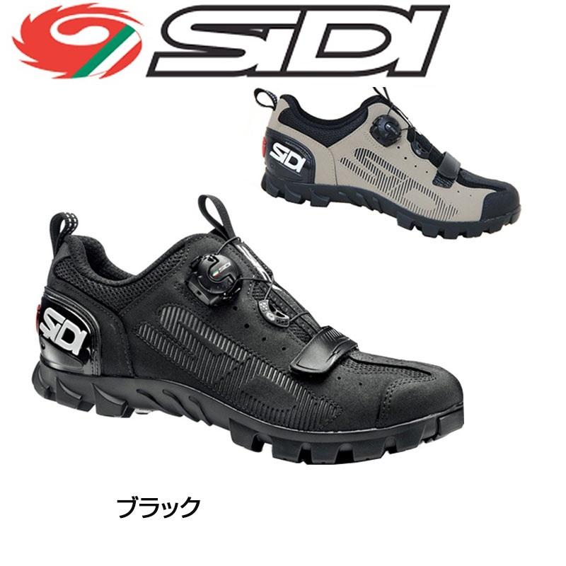 SIDI(シディ) 2018年モデル SD15[クリップレス][マウンテンバイク用]