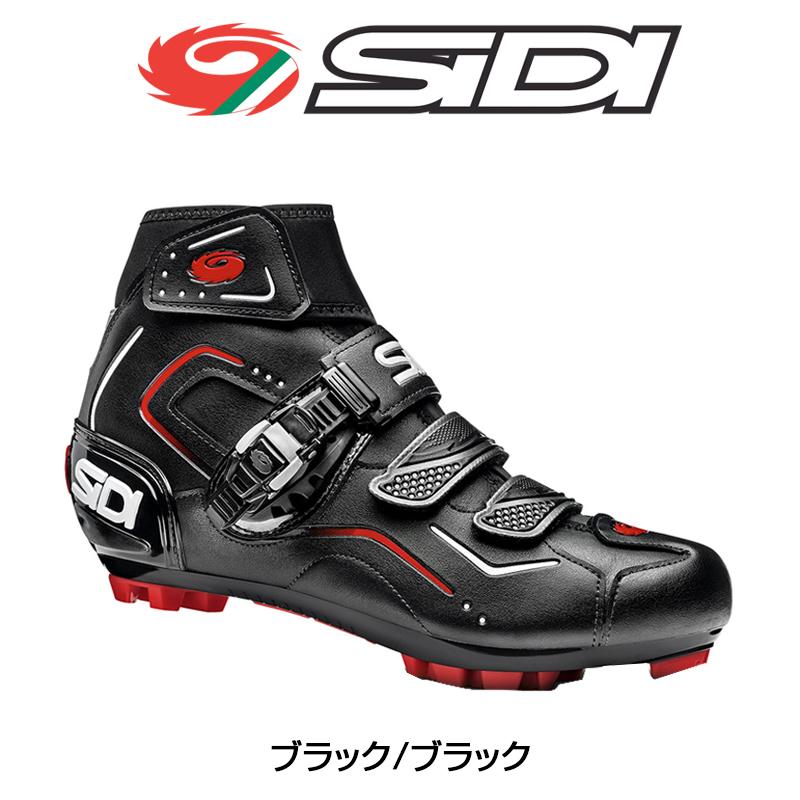 SIDI(シディ) 2018年モデル BREEZE RAIN (ブリーズレイン)[クリップレス][マウンテンバイク用]