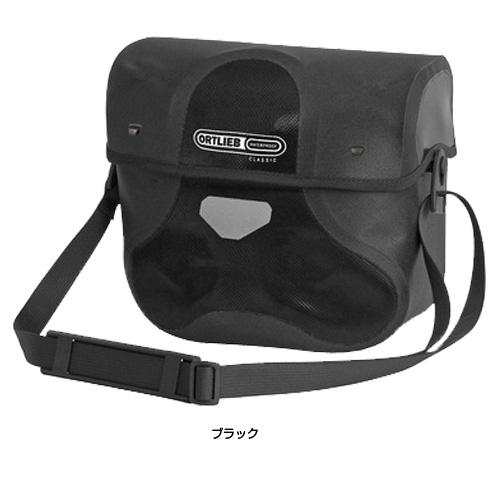 ORTLIEB(オルトリーブ) アルティメイト6 クラシック M (アタッチメント付)[フロント・ハンドルバーバッグ][自転車バッグ]