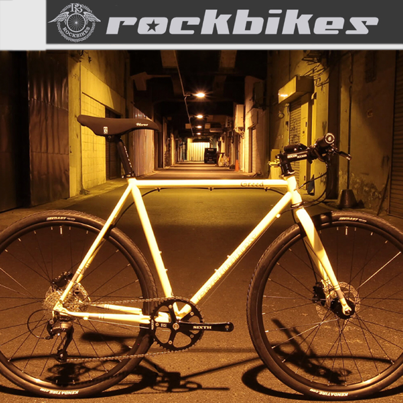 《在庫あり》ROCKBIKES(ロックバイクス) GREED phase2 (グリードフェーズ2)[ホリゾンタル][スチールフレーム]