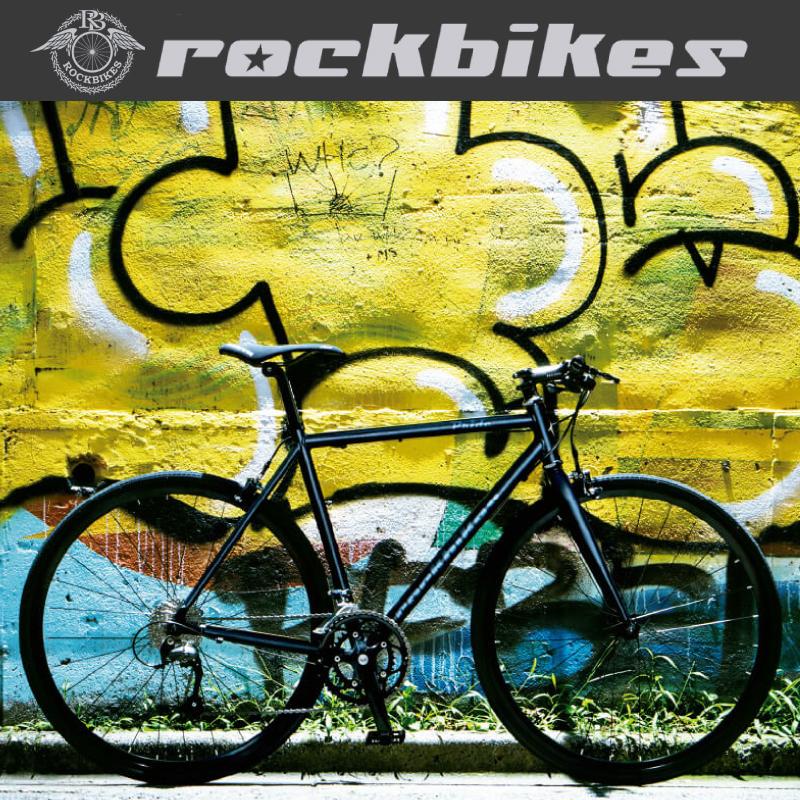 《在庫あり》ROCKBIKES(ロックバイクス) PRIDE phase2 (プライドフェーズ2)[アルミフレーム]