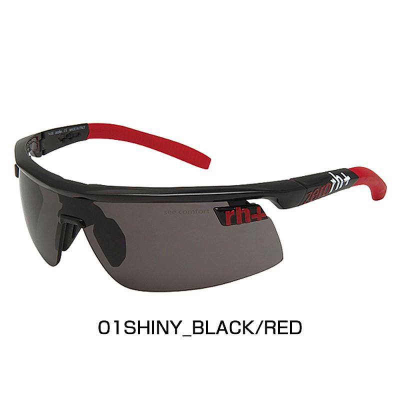 RH+(アールエイチプラス アールエイチ+) RH841 OLYMPO TRIPLE FIT (オリンポトリプルフィット) 01SBK/RED