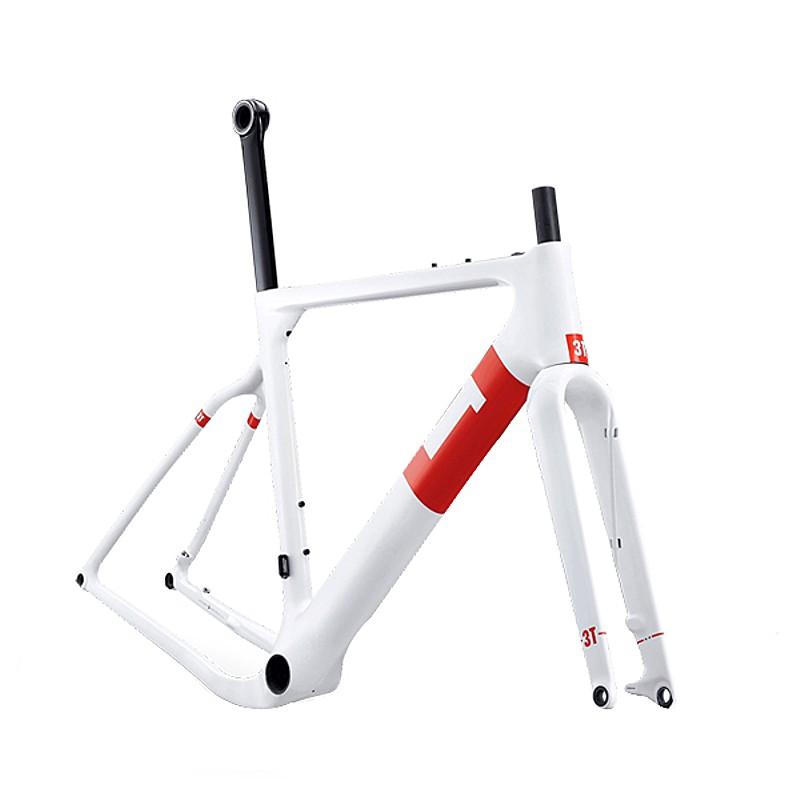 3T(スリーティー) EXPLORO TEAM (エクスプローロチーム)[ロードバイク][フレーム・フォーク]