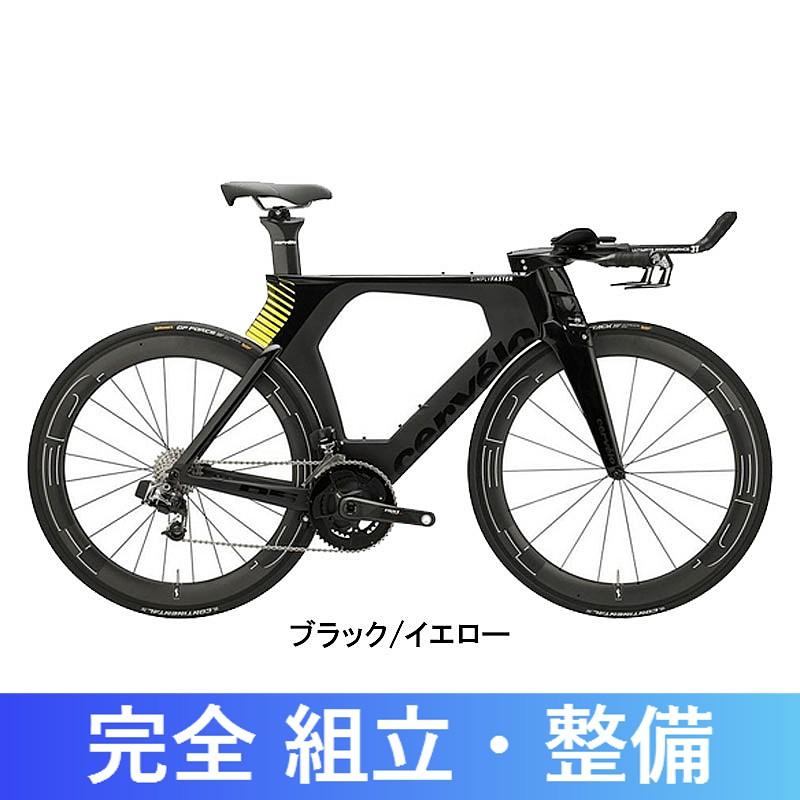 CERVELO(サーベロ) P5-Six E-Tap (P5シックスEタップ完成車)[トライアスロンバイク/TTバイク]