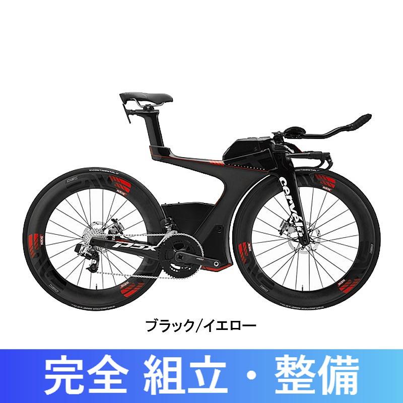 CERVELO(サーベロ) P5X E-Tap (P5X Eタップ完成車)[トライアスロンバイク/TTバイク]