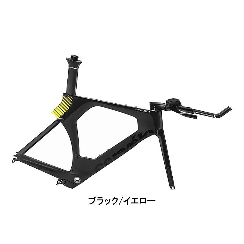 CERVELO(サーベロ) P5-Three FRAMESET (P5スリーフレームセット)[ロードバイク][フレーム・フォーク]