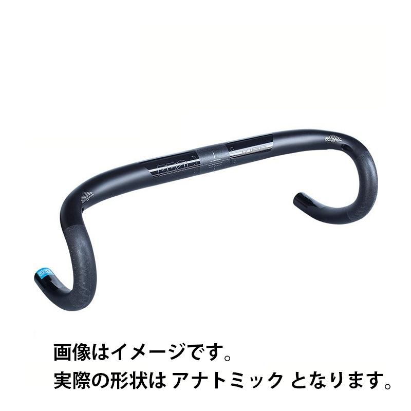 SHIMANO PRO(シマノ プロ) VIBE カーボン アナトミック[31.8mm][ドロップハンドルバー]