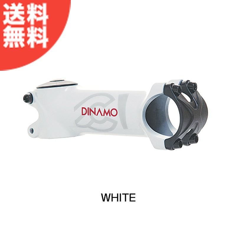 Cinelli(チネリ) DINAMO ステムホワイト[その他][ロード用]