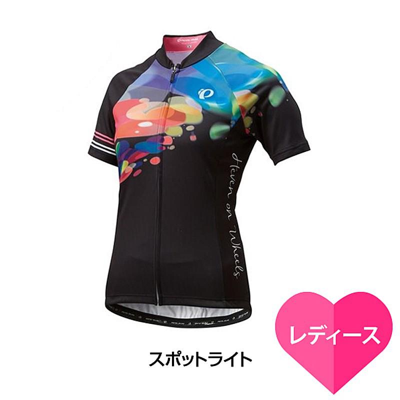 PEARL IZUMI(パールイズミ) 春夏モデル UVプリントジャージ W621-B[半袖][ジャージ・トップス]