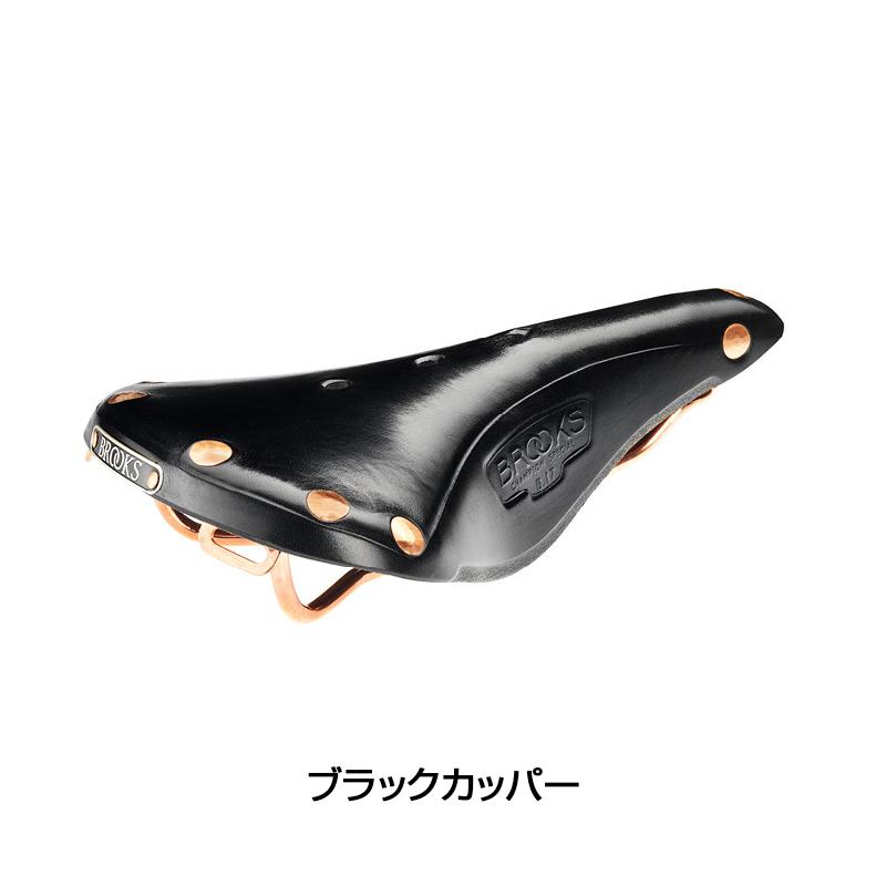 BROOKS(ブルックス) 150TH B17 【150周年記念限定モデル】 [サドル] [シートポスト] [ロードバイク] [クロスバイク]