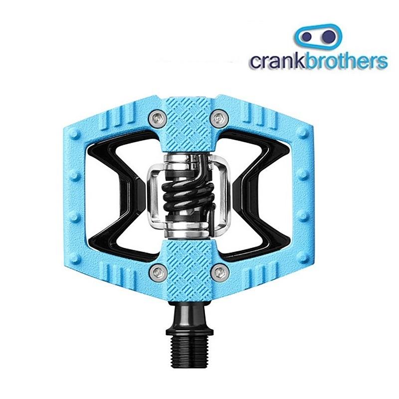 crankbrothers(クランクブラザーズ) ダブルショットペダル[ビンディングペダル(MTB用)][パーツ・アクセサリ]