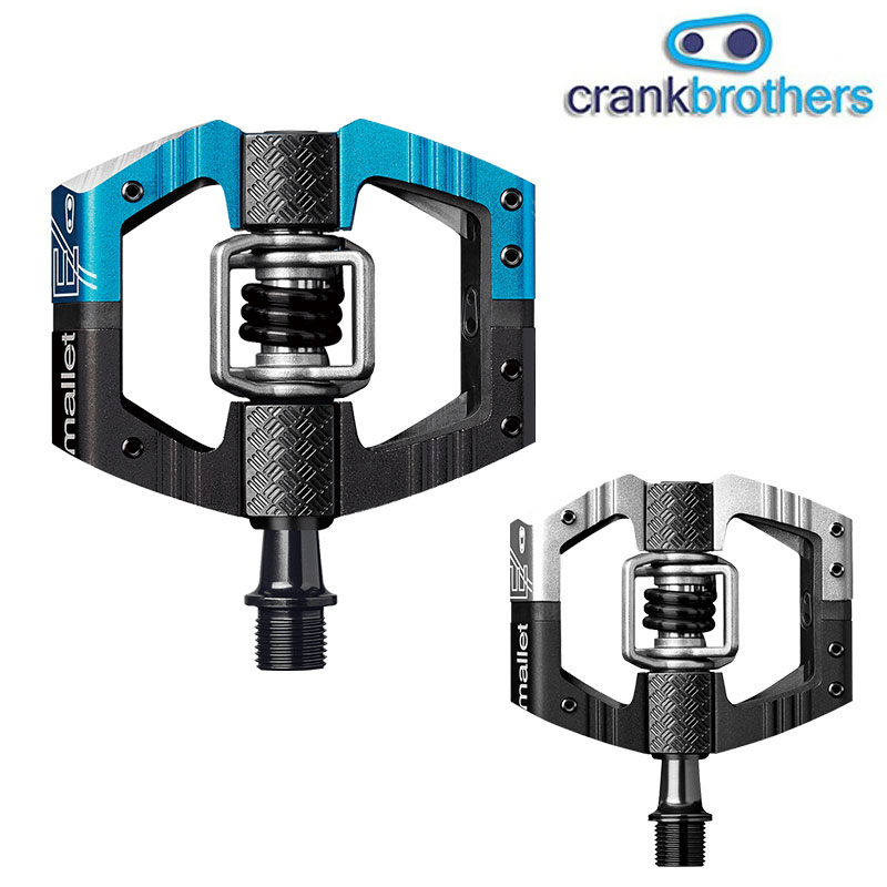 crankbrothers(クランクブラザーズ) マレットE LSロングスピンドル[ビンディングペダル(MTB用)][パーツ・アクセサリ]