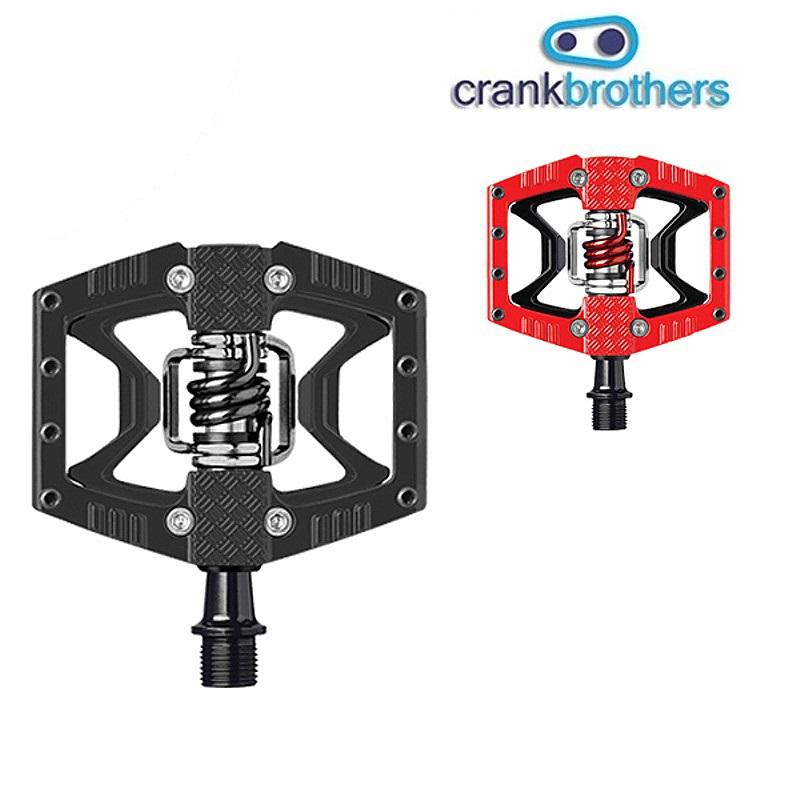 crankbrothers(クランクブラザーズ) ダブルショット 3 マウンテンバイク(MTB)用ペダル [ペダル] [ビンディングペダル] [MTB] [クロスバイク]