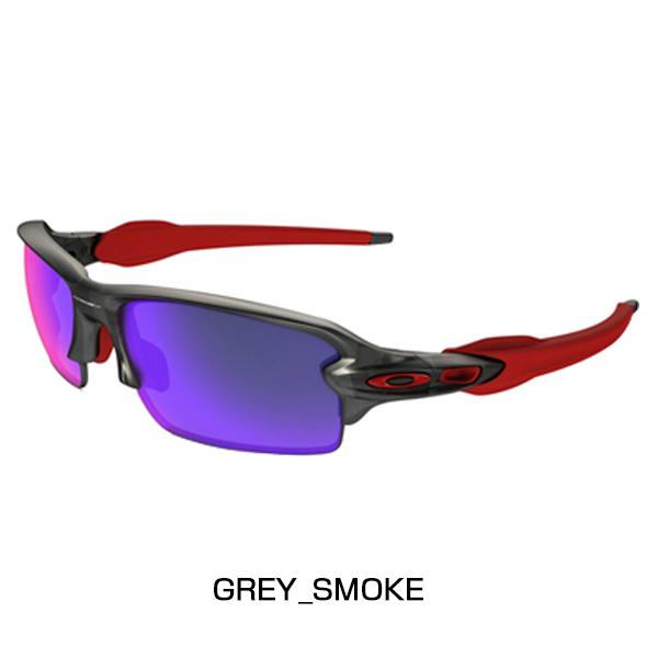 《即納》【紫外線対策】OAKLEY(オークリー) FLAK 2.0 (フラック)ASIA FIT OO9271-03 レンズカラー:RED IRIDIUM