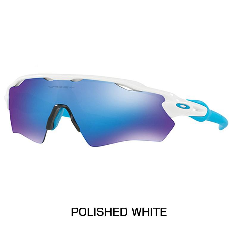 【紫外線対策】OAKLEY(オークリー) RADAR EV XS PATH (レーダーEVパス )YOUTH FIT OJ9001-0131 レンズカラー:SAPPHIRE IRIDIUM