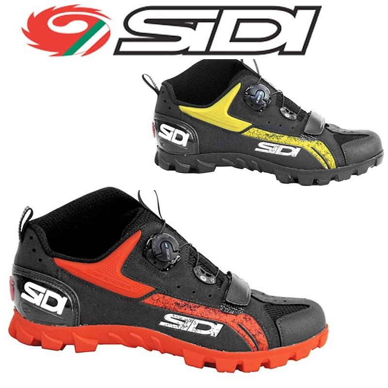 《即納》SIDI(シディ) 2018年モデル DEFENDER (ディフェンダー)MTB[クリップレス][マウンテンバイク用]