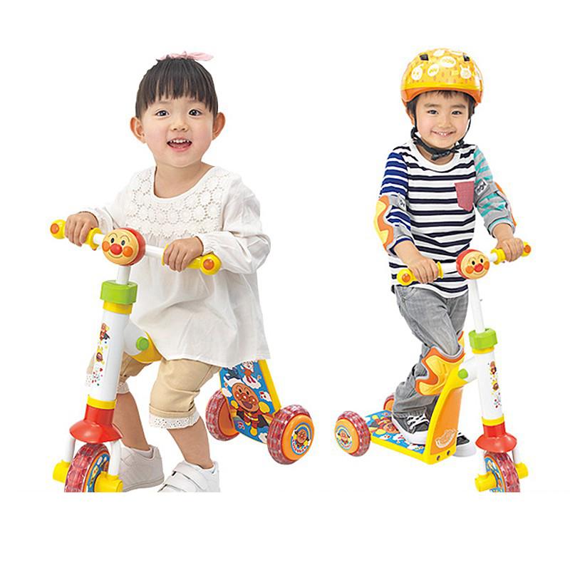 Joy Palette(ジョイパレット) かんたんチェンジ 2WAYスクーター[12インチ][幼児用自転車]