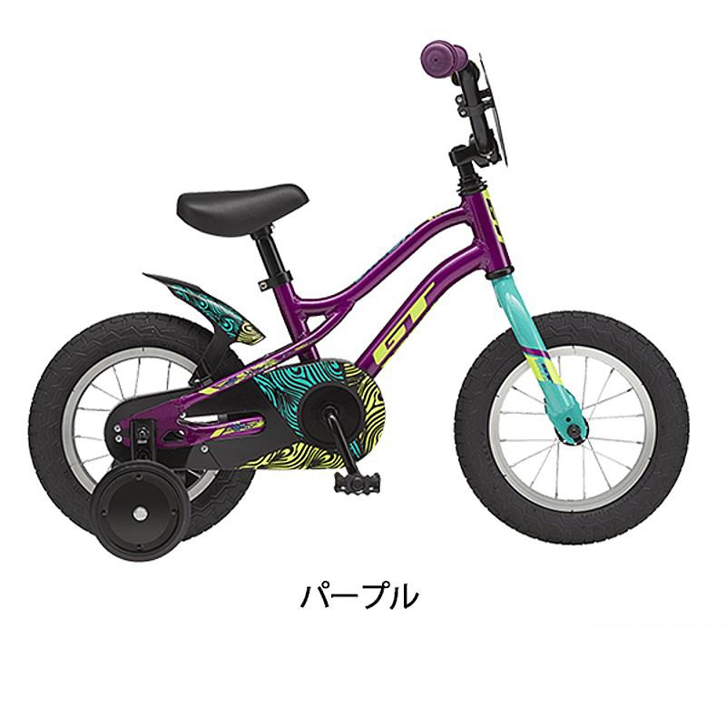 GT(ジーティー) 2018年モデル SIREN 12 (サイレン12)[12インチ][幼児用自転車]