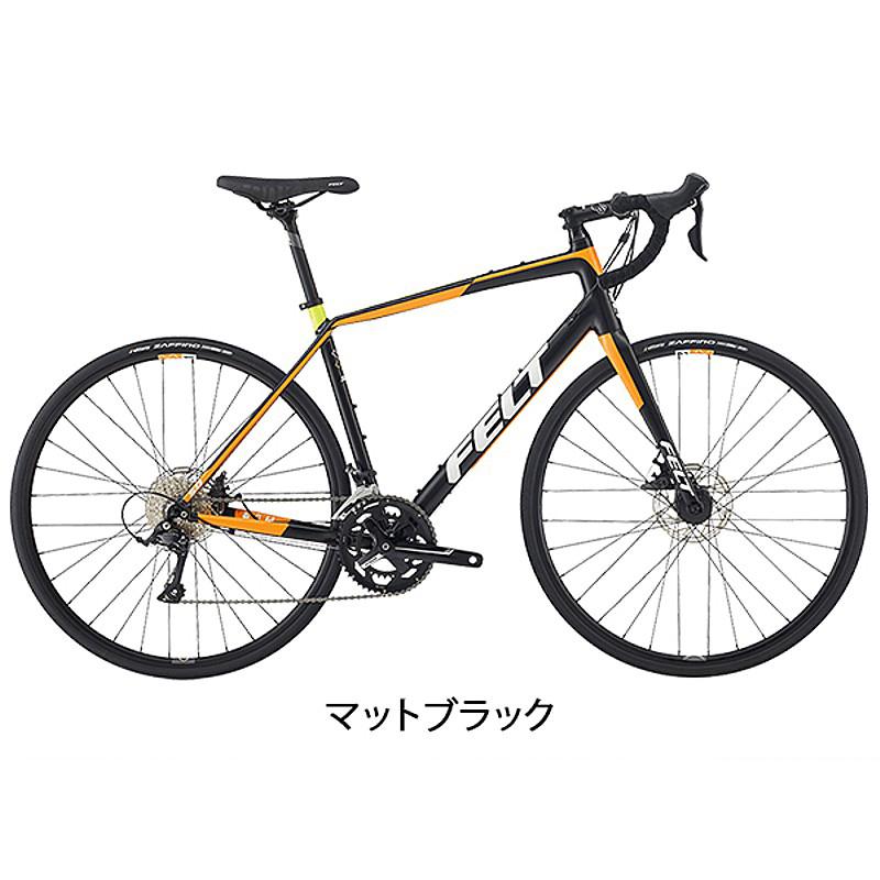 【オールロード】FELT(フェルト) 2018年モデル VR50[アルミフレーム]