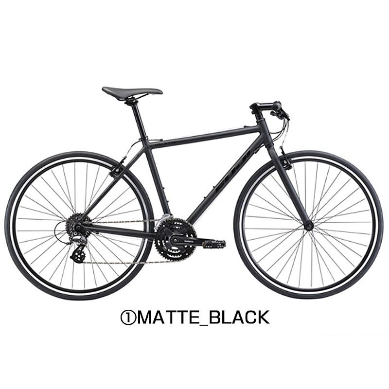 《在庫あり》【サイクリングにおすすめ】FUJI(フジ) 2018年モデル PALETTE (パレット)[フラットバーロード][ロードバイク・ロードレーサー]