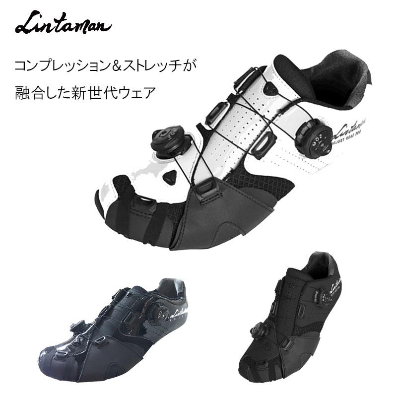Lintaman(リンタマン) 2018年モデル ADJUST ROAD PRO SPEED PLAY (アジャストロードプロスピードプレイ)[ロードバイク用][サイクルシューズ]