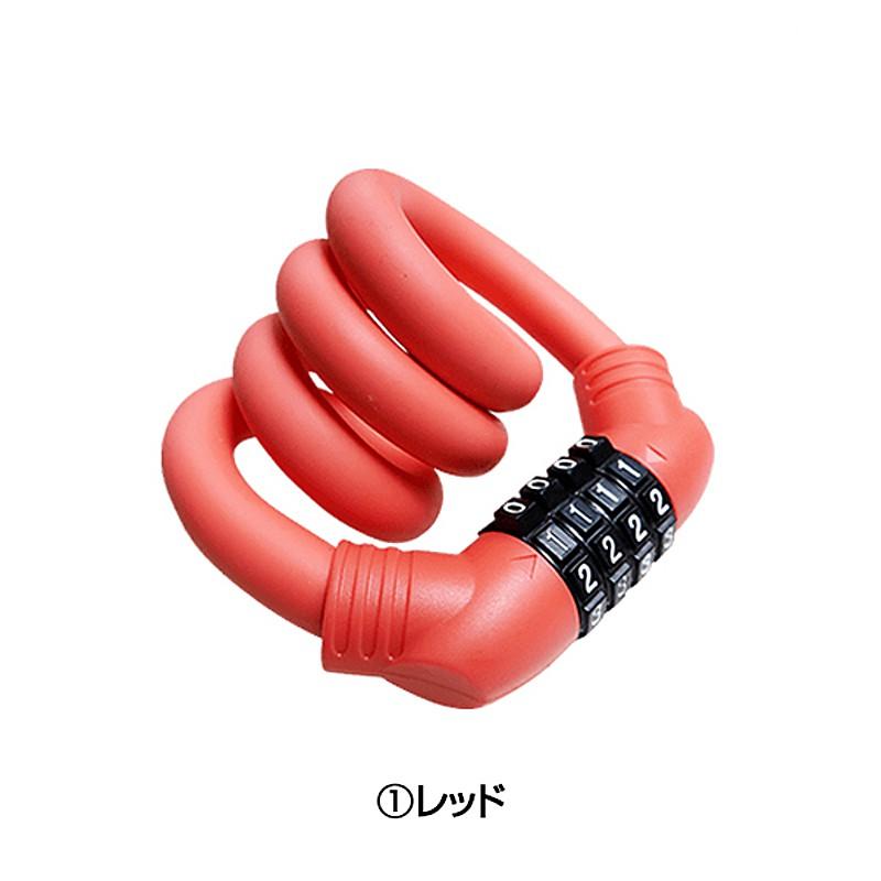 鍵 価格 カギ かぎ ワイヤーロック チェーンロック KUHAKU ロードバイク NOBARA 5☆好評 クウハク ノバラ