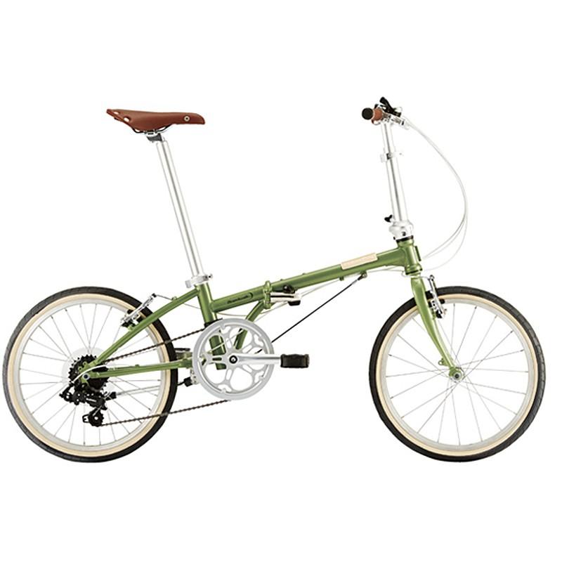 《在庫あり》DAHON(ダホン、ダホーン) 2018年モデル BOARDWALK D7 (ボードウォーク D7)[コンフォート][ミニベロ/折りたたみ自転車]