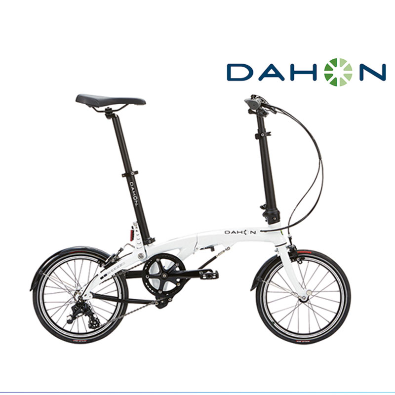DAHON(ダホン、ダホーン) 2018年モデル EEZZ D3 (イージー D3)[コンフォート][ミニベロ/折りたたみ自転車]