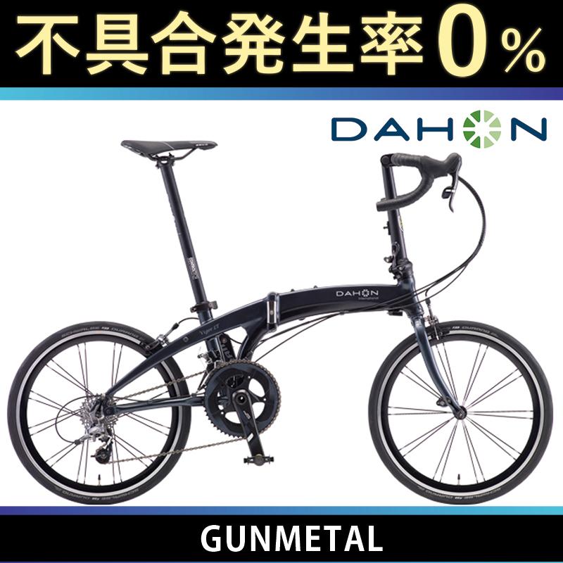 DAHON(ダホン、ダホーン) 2018年モデル VIGOR LT (ヴィガーLT)【折りたたみ自転車】[スポーティー]