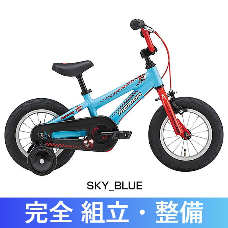 MERIDA(メリダ) 2018年モデル MATTSJ. 12 (マッツJ12)[12インチ][幼児用自転車]