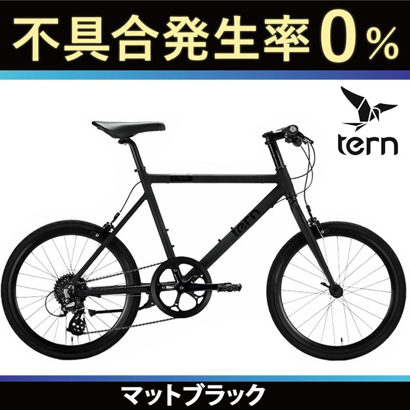 《在庫あり》TERN(ターン) 2018年モデル CREST (クレスト)[スポーティー][ミニベロ/折りたたみ自転車]