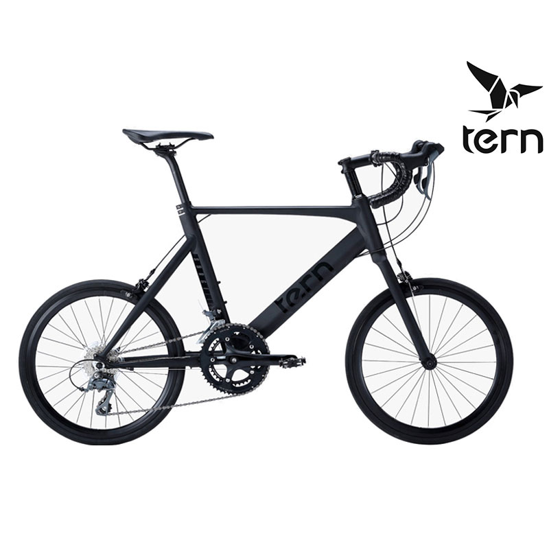 TERN(ターン) 2018年モデル SURGE (サージュ サージ)[スポーティー][ミニベロ/折りたたみ自転車]