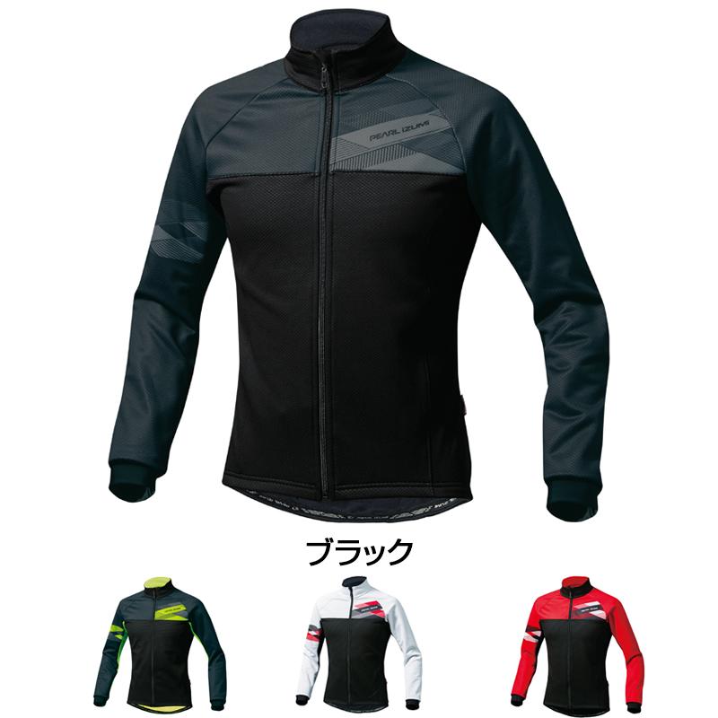 《即納》PEARL IZUMI(パールイズミ) 秋冬モデル ウィンドブレークジャケット 3500-BL[長袖(秋冬)][ジャージ・トップス]【5℃~対応】