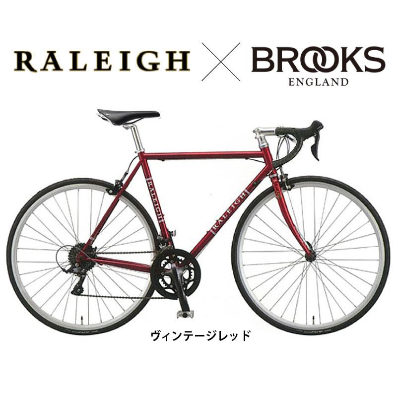【BROOKSサドル限定カスタマイズ】Raleigh(ラレー)CARLTON-A (カールトンA)CRA