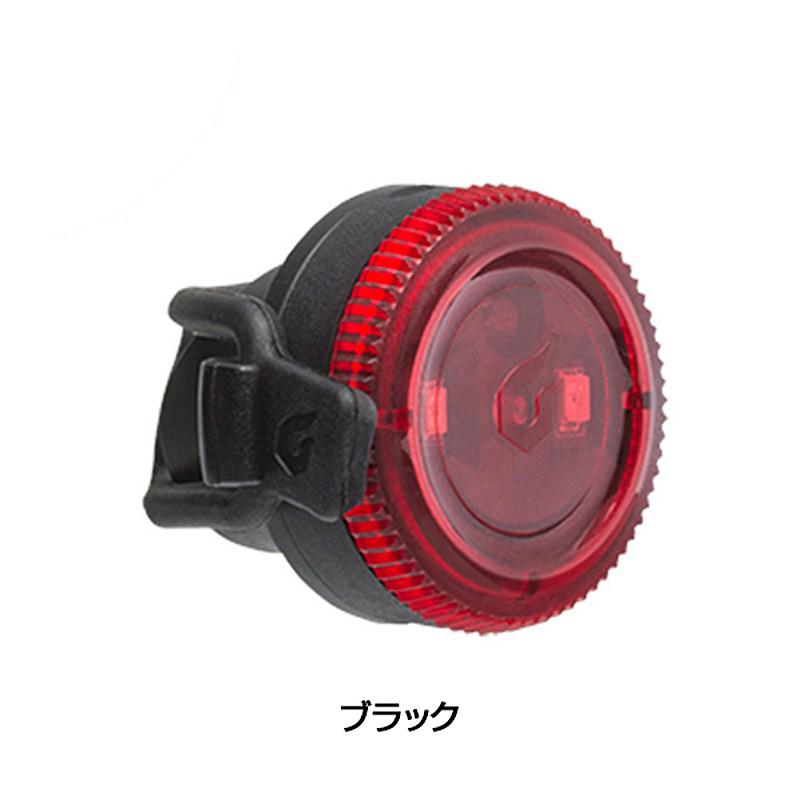 Blackburn(ブラックバーン) CLICK REAR (クリックリア)電池式 4ルーメン 12個セット [ライト] [セーフティライト] [リア] [ロードバイク]