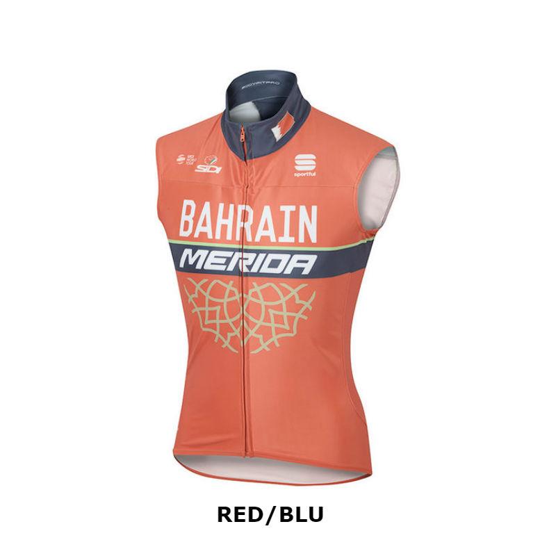 sportful(スポーツフル) BAHRAIN MERIDA RACE VEST (バーレーンメリダレースベスト)[ベスト][ウィンドブレーカー]