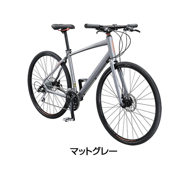 SCHWINN(シュウィン) 2018年モデル VANTAGE F2 (ヴァンテージF2)[ディスクブレーキ仕様][クロスバイク]