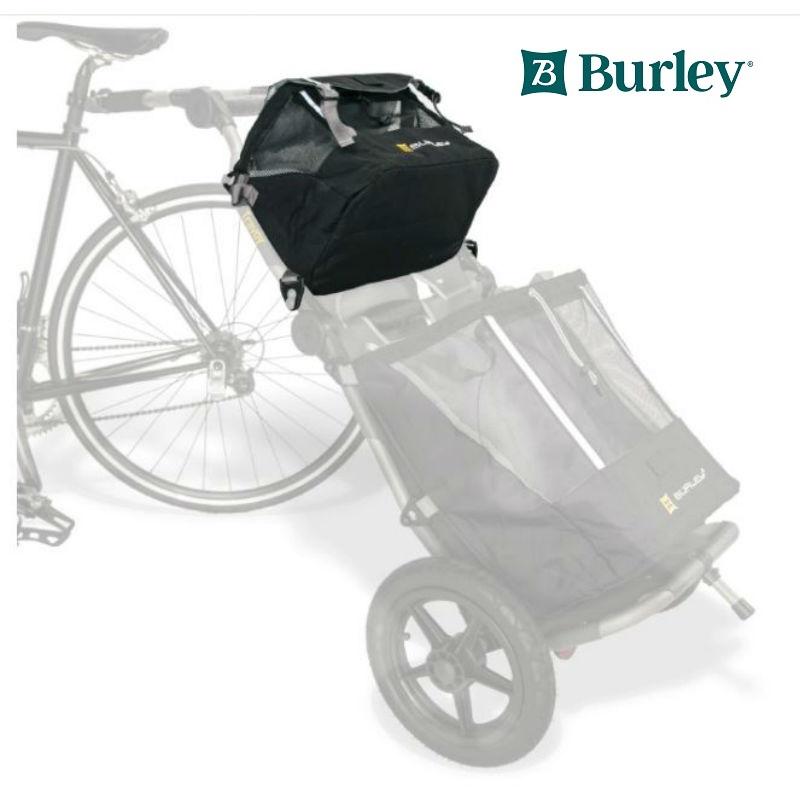 【お得】 BURLEY(バーレー) BAG UPPER MARKET UPPER MARKET BAG (アッパーマーケットバッグ)[リアキャリアバッグ][自転車に取り付ける], モデルベースZ:4db15aef --- dondonwork.top