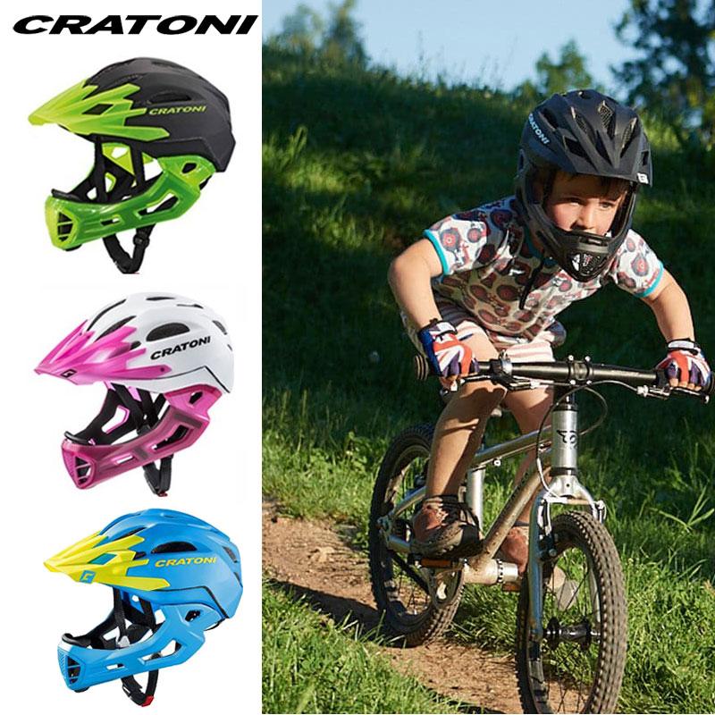 《即納》【あす楽】CRATONI(クラトーニ) 2018年モデル C-MANIAC (シーマニアック)[キッズ・ジュニア用][ヘルメット]