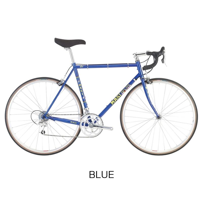 MASI(マジー/マジィ) SPECIALE STRADA (スペシャーレストラーダ) BLUE[ホリゾンタル][スチールフレーム]