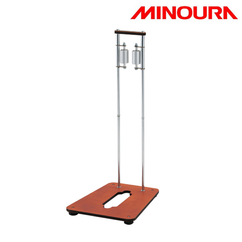 【即出荷】 MINOURA(ミノウラ、箕浦) S+W-mM (エスプラスダブリューmM)木製スタンド[1台用][タワー型], ホヌホヌ cb1011e4