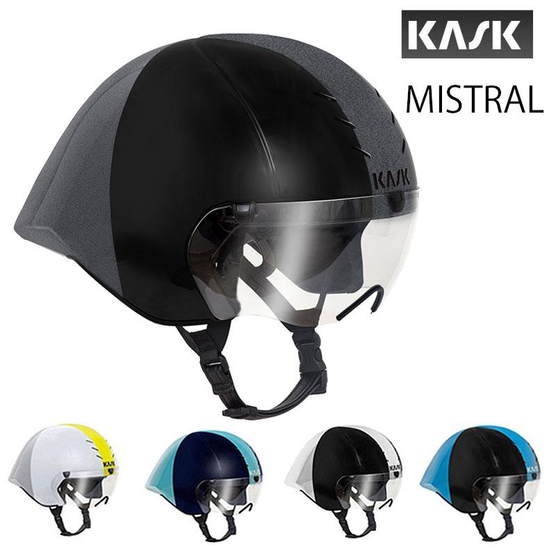 KASK(カスク) 2018年モデル MISTRAL (ミストラル)TT用ヘルメット[TT・トライアスロン/エアロヘルメット]