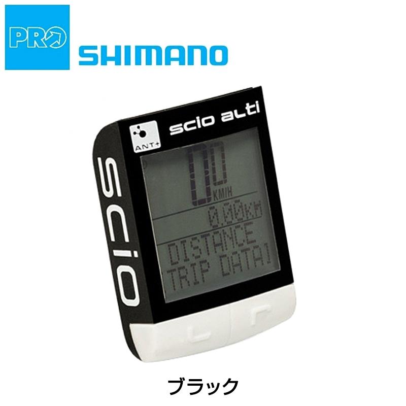 【先行予約受付中】SHIMANO PRO(シマノ プロ) SCIO ALTI ANT+ Di2 PRCC0035[ベーシック機能][ワイヤレス]
