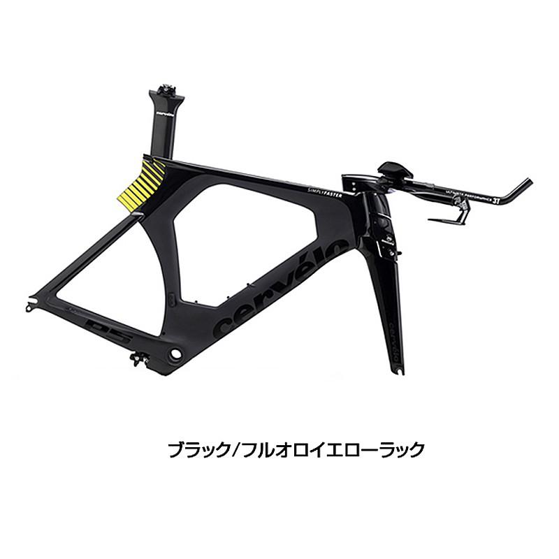 CERVELO(サーベロ) P5 SIX フレームセット[カーボンフレーム][ロードバイク・ロードレーサー]