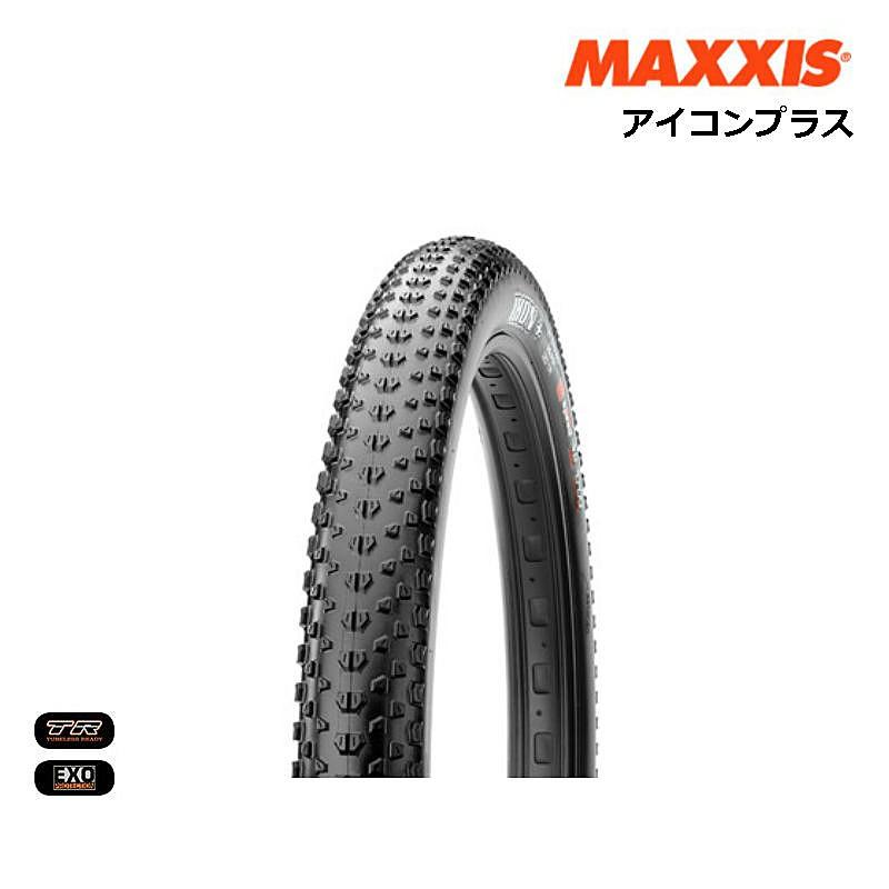 MAXXIS(マキシス) IKON+ (アイコンプラス) フォルダブル[クリンチャー][ブロックタイヤ]